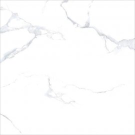 Gres WHITE MARBLE biały poler 60x60 gat. I