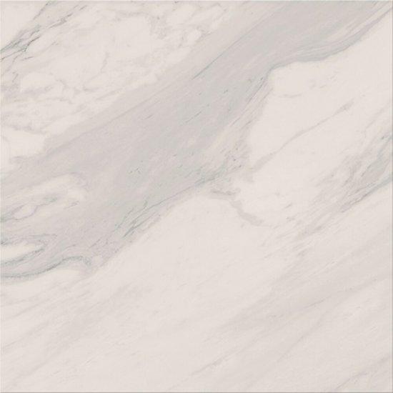 Gres szkliwiony AVILA biały mat 42x42 gat. II