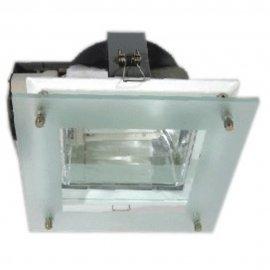 Oprawa downlight z odbłyśnikiem 7001 biała Brilum