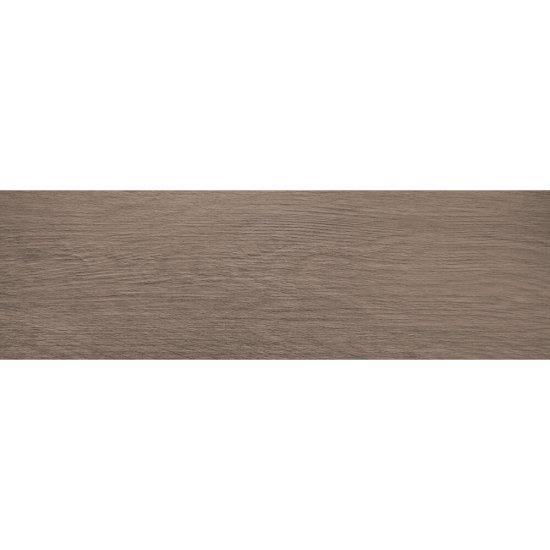 Gres szkliwiony ARREZO brązowy mat 18,5x59,8 gat. II