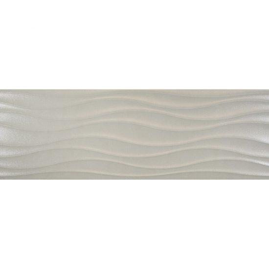 Płytka hiszpańska ścienna CORRIENTE biała 29,5x90
