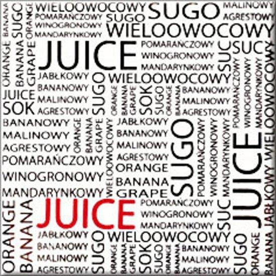 Płytka ścienna MONTANA biała inserto juice błyszcząca 10x10 gat. I