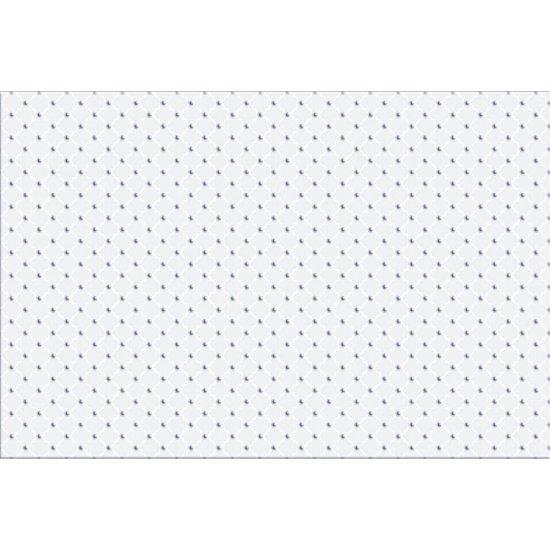Płytka ścienna BARICELLO biała inserto classic błyszcząca 30x45 gat. I