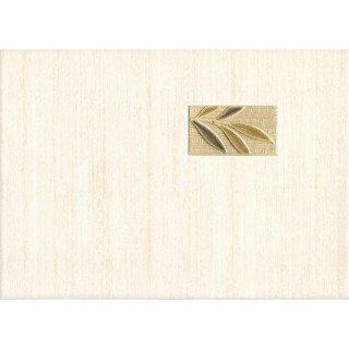 Płytka ścienna Tenera giallo inserto kafel bambus 25x35 Cersanit