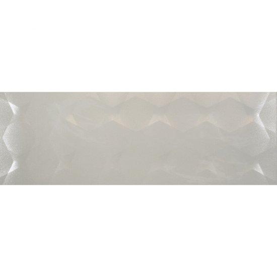 Płytka hiszpańska ścienna BRILLANTE biała 29,5x90