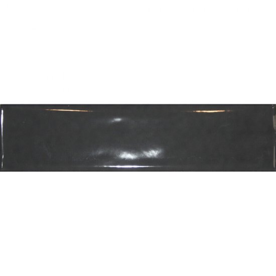 Płytka hiszpańska ścienna CALCULADORA BLACK dymiona 7,3x30