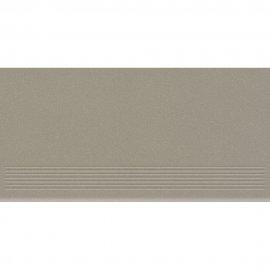 Gres zdobiony MOONDUST ciemnoszary stopnica mat 29,55x59,4 gat. II