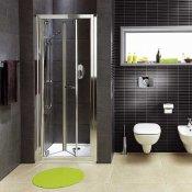 Element 2/2 drzwi prysznicowych GEO 6 120cm szkło Prismatic GDRS12205003B Koło