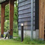 Lampa ogrodowa stojąca STOCK 1xLED 16467/93/16 Philips
