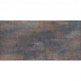 Gres szkliwiony STEEL czarny mat 29,7x59,8 gat. II#