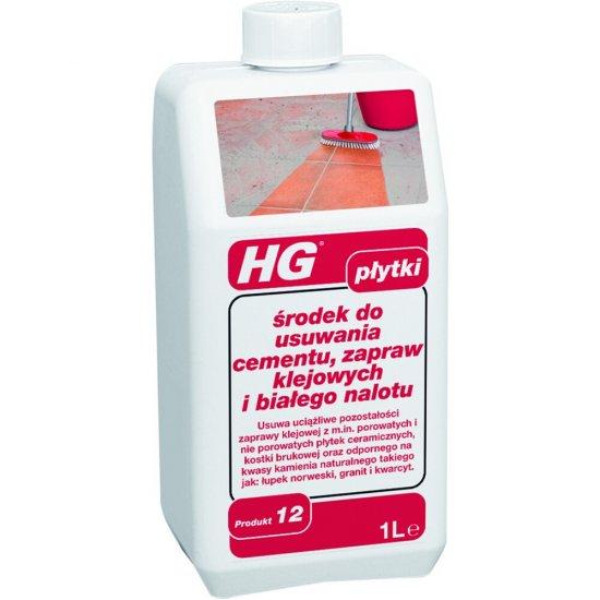 Środek do usuwania cementu, zapraw klejowych HG 1 l
