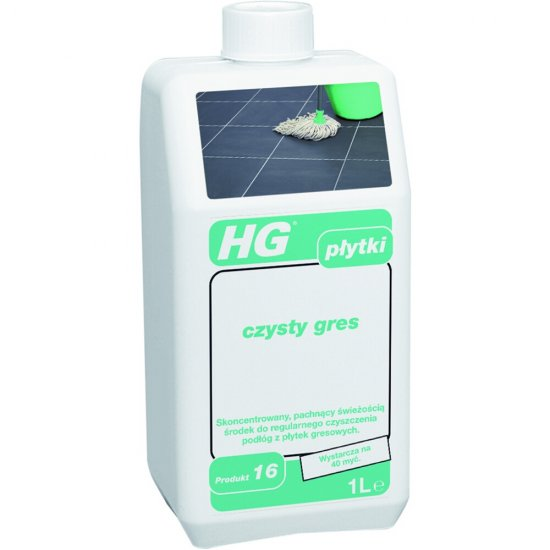 Środek czyszczący HG czysty gres 1 l