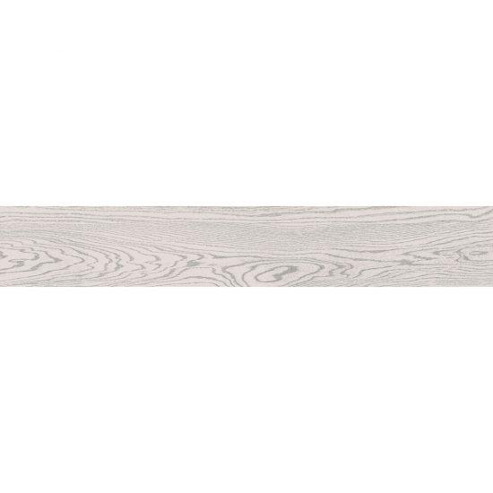 Gres szkliwiony LEGNO MODERNO biały mat 14,7x89,5 gat. I
