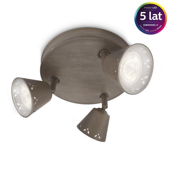 Lampa sufitowa IDYLLIC 3xLED 53259/26/16 Philips