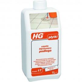 Środek czyszczący HG czysta, błyszcząca podłoga 1 l