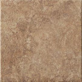 Gres szkliwiony INDOS brązowy mat 32,6x32,6 gat. II