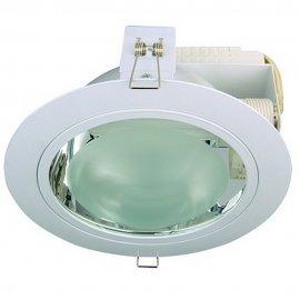 Oprawa downlight MATIS 6213E 2x13W biała Elgo