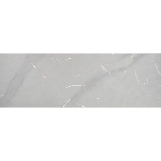 Płytka hiszpańska ścienna CORAZON biała rektyfikowana 29,5x89,3