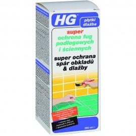 Środek zabezpieczający HG super ochrona fug 250 ml