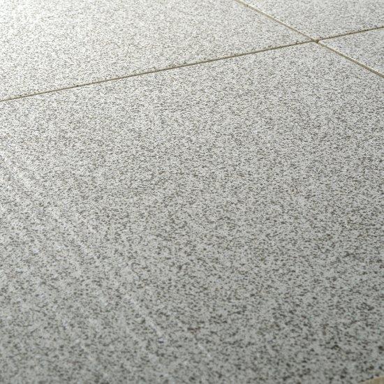 Gres szkliwiony MILTON szary stopnica mat 29,7x29,7 gat. I