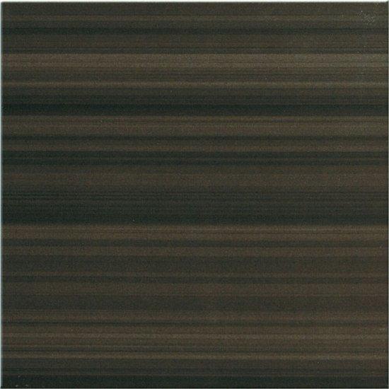 Gres szkliwiony ORGANZA brązowy mat 29,7x29,7 gat. I