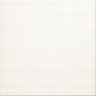 Gres Organza biała 29,7x29,7 Opoczno
