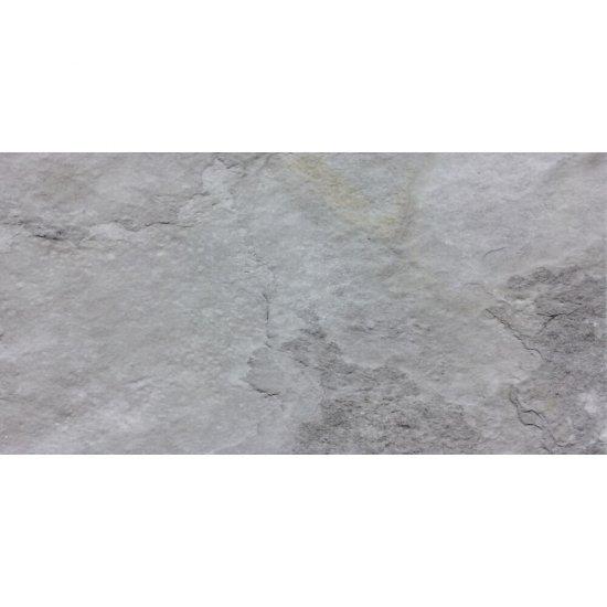 Gres szkliwiony SHADED SLATE szary mat 29,8x59,8 gat. II
