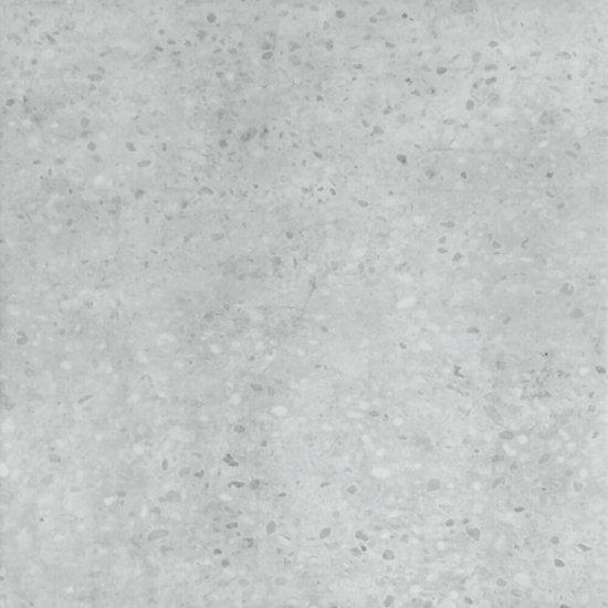 Gres szkliwiony RECLAIMED CONCRETE biały mat 42x42 gat. II