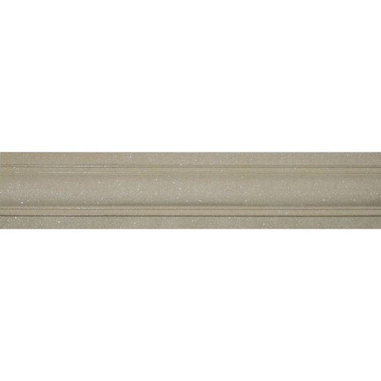 Dekor hiszpański ścienny SAGUNTO kość słoniowa 6x29,5