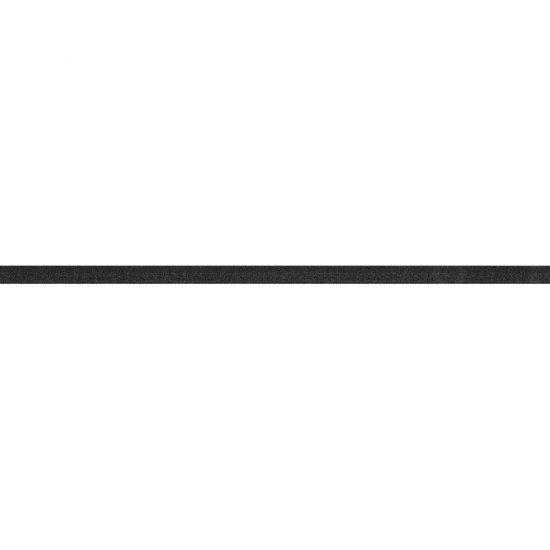 Płytka ścienna MODENA czarna listwa szklana błyszcząca 2x60 gat. I