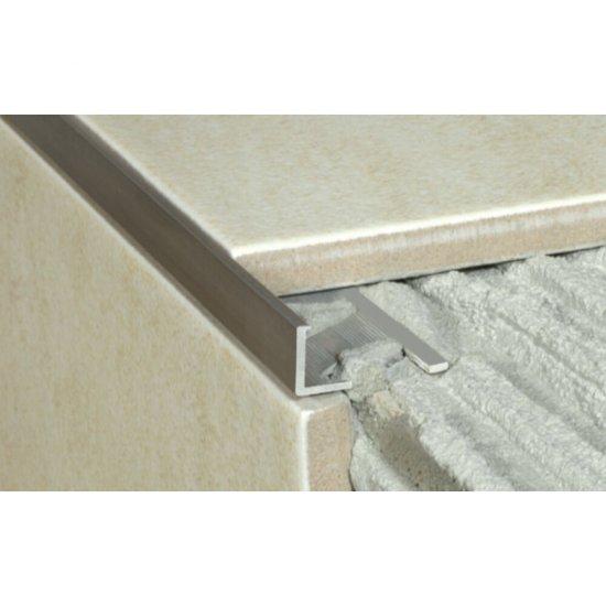 Profil krawędziowy A50 srebrna 2,5 m EFFECTOR