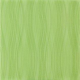 Płytka podłogowa FELINO zielona mat 33,3x33,3 gat. II