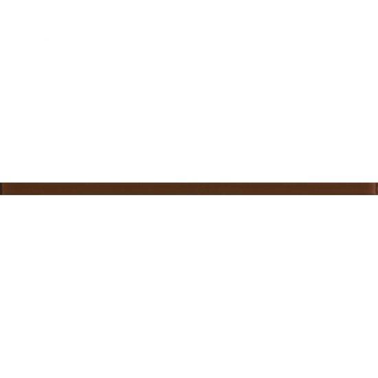 Gres szkliwiony PLAYA brązowy listwa szklana poler 3x89,5 gat. I