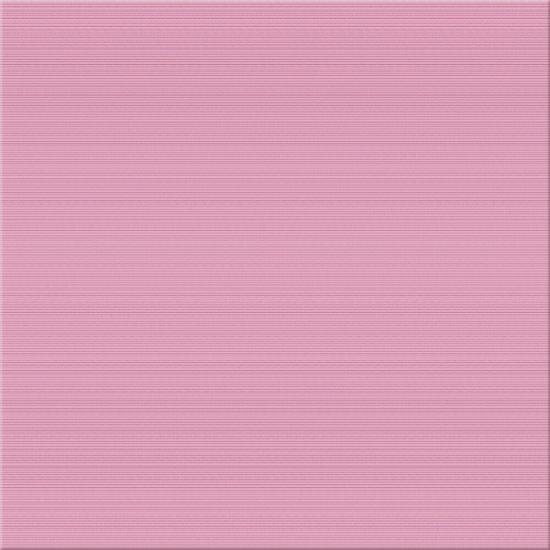 Płytka podłogowa TENSA różowa błyszcząca 33,3x33,3 gat. II