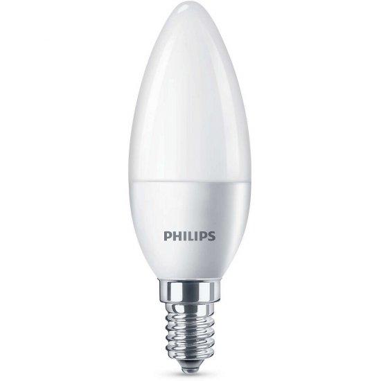 Żarówka LED 5,5W (40 W) E14 biała ciepła 8718696474983 Philips