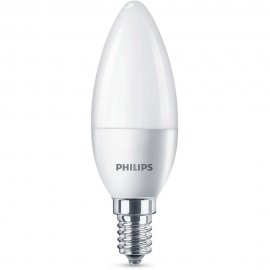 Żarówka LED 5,5W (40 W) E14 biała ciepła 8718696474983 Philips