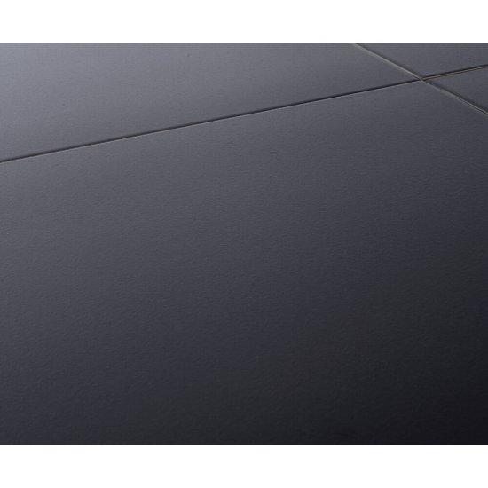 Płytka podłogowa BLACK&WHITE czarna mat 33,3x33,3 gat. II