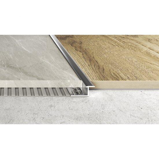 Listwa A57 srebrna 2,5 m EFFECTOR