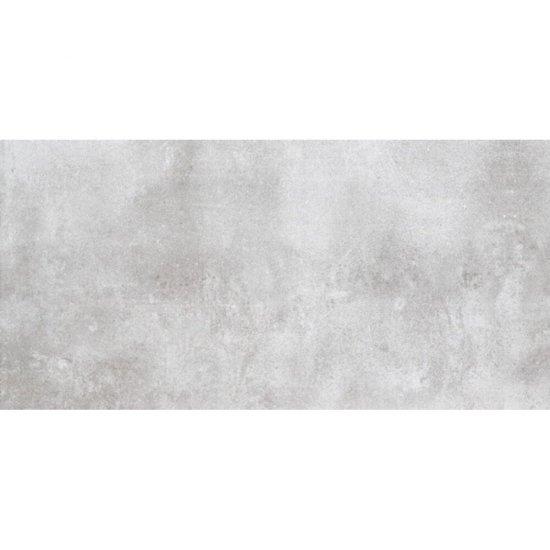 Płytka ścienna CEMENTO CANBERRA DARK szara mat 30x60 gat. I