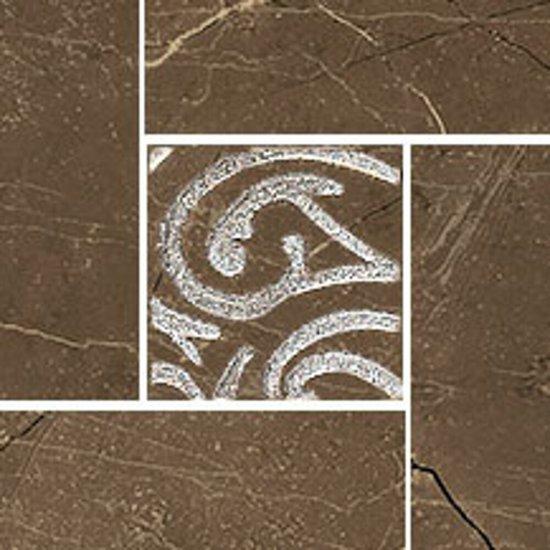 Gres szkliwiony ARKOS brązowy narożnik classic poler 9,3x9,3 gat. I