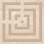Gres szkliwiony DAINO kremowy narożnik classic 7,2x7,2 gat. I