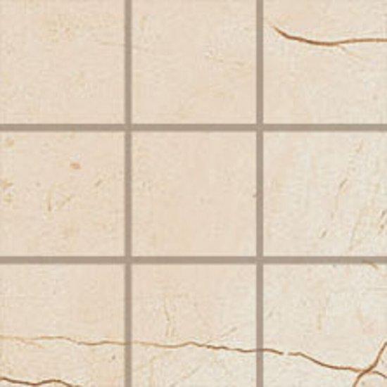Gres szkliwiony PLAYA kremowy narożnik poler 9,4x9,4 gat. I