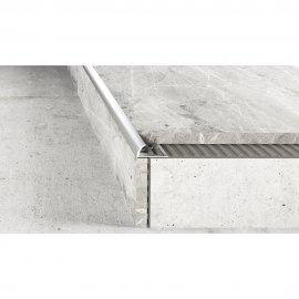 Listwa A53 srebrna 2,5 m EFFECTOR