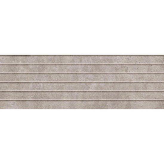 Płytka ścienna AZTEC STRIPS brązowa mat 30x90 gat. I