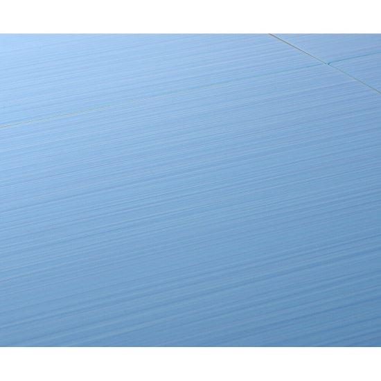 Płytka podłogowa EUFORIO niebieska mat 33,3x33,3 gat. II