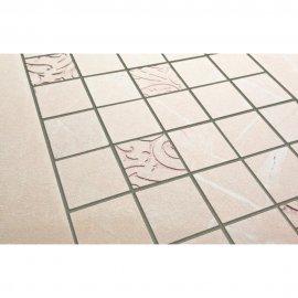 Gres szkliwiony ARKOS kremowy mozaika classic poler 22,2x44,6 gat. I