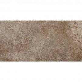 Gres szkliwiony DOTS brązowy mat 29,7x59,8 gat. II