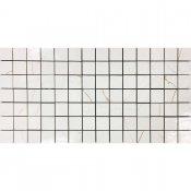 Gres szkliwiony PLAYA kremowy mozaika lappato 22,2x44,6 gat. I