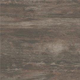 Gres szkliwiony WOOD 2.0 brązowy 59,3x59,3 gat. II