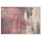 Dywan Kaleidoscope 200x280 504 J beżowo-czerwony Family Fabrics
